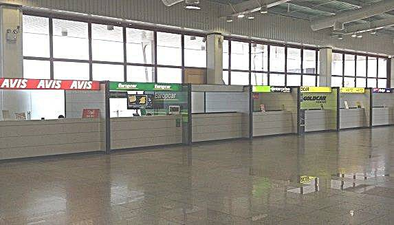 Enterprise Car Hire Faro Airport