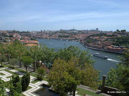 Stunning view of the River Douro in Porto